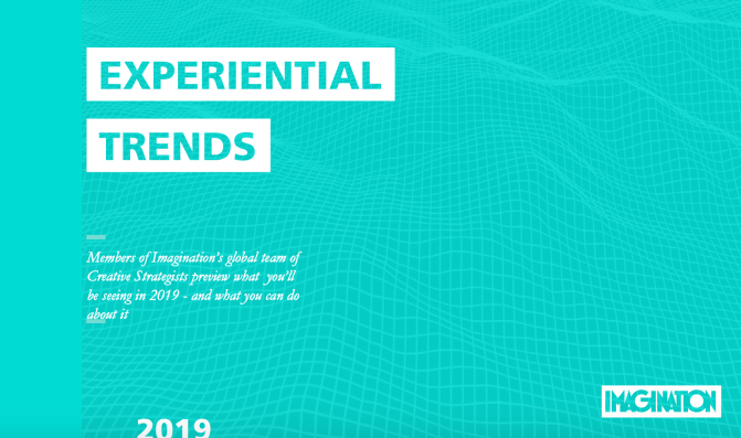 Experiential Trends 2019